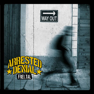 Arrested Denial - Frei.Tal LP + CD