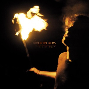Birds in Row - Personal war LP