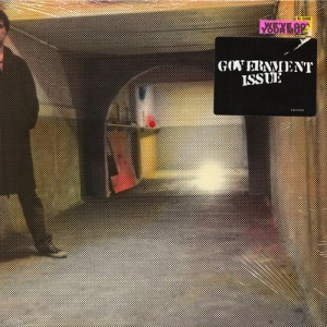 Government Issue - s/t LP