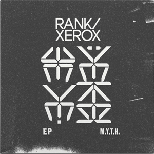 Rank / Xerox - m.y.t.h. LP
