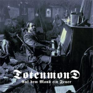 Totenmond - Auf dem Mond ein Feuer LP