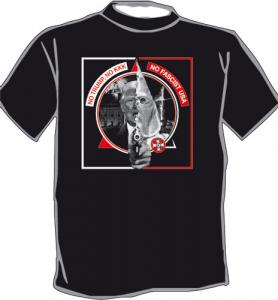 MDC - No Trump No KKK No Fascist USA T-Shirt