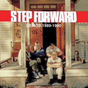 Step Forward - Demos 1989-1990 LP