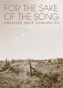 Peter Nachtnebel - For the Sake of the Song Buch