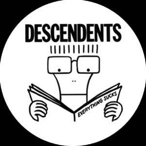 Descendents - Everything sucks Button
