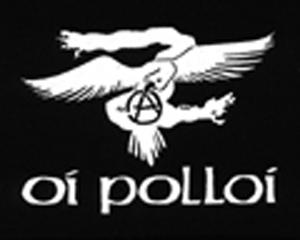 Oi Polloi - Eagle Aufnäher