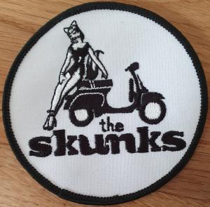 Skunks, The Aufnäher