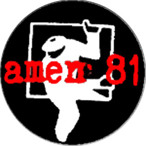 Amen 81 - Logo Button