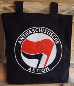Antifaschistische Aktion Stoffbeutel
