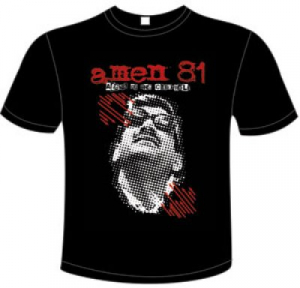 Amen 81 - Attack of the chemtrails T-Shirt