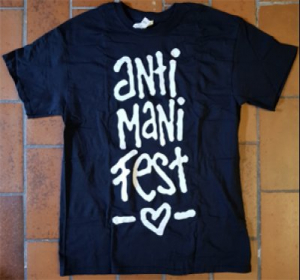 Antimanifest - Logo T-Shirt