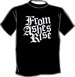From Ashes Rise T-Shirt