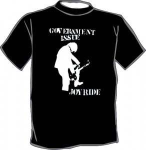 Government Issue - Joyride T-Shirt
