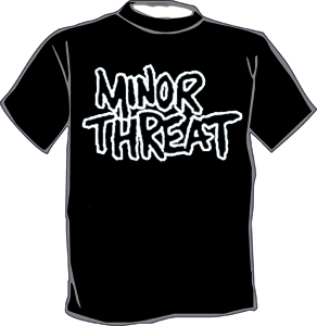 Minor Threat T-Shirt