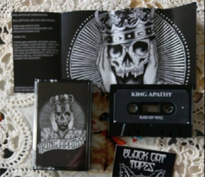 King Apathy - s/t Tape