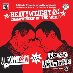 Oppressed, The / Klasse Kriminale Split-7