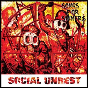 Social Unrest - Songs for sinners 7