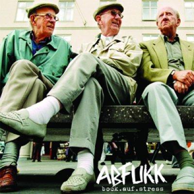 Abfukk - Bock auf Stress LP