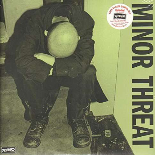 Minor Threat - s/t LP
