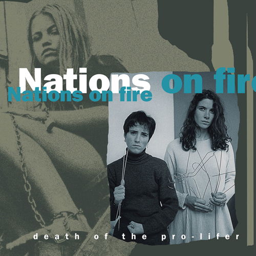 Nations on fire - Death of a pro-lifer LP