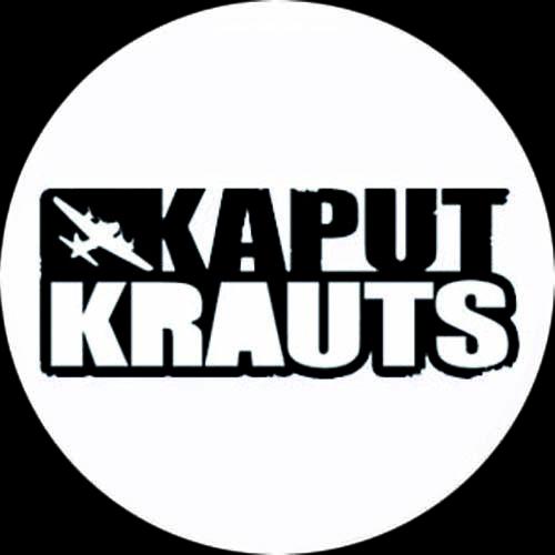 Kaput Krauts - Flugzeug Button