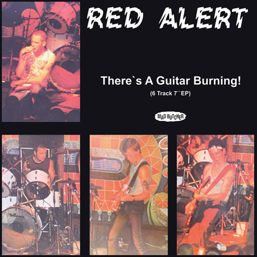Red Alert - There`s a guitar burning 7
