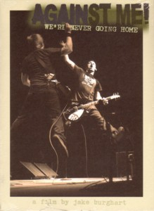 Against Me! - We're never going home DVD