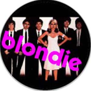 Blondie - Picture Button