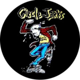 Circle Jerks - Logo Button