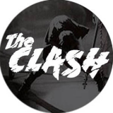 Clash, The - London calling Button