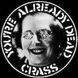 Crass - You`re already dead Button