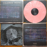 Colored Moth - Fragmenting tensions LP LIMITIERT PINKES VINYL