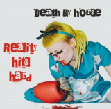 Death by Horse - Reality hits hard LP LIMITIERT ROTES VINYL
