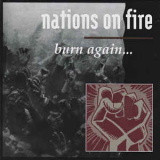 Nations on fire - Burn again... LP