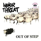 Minor Threat - Out of step LP