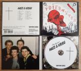 Triebtäter - Hass & Krieg CD