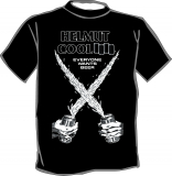 Helmut Cool - Black Flag T-Shirt