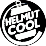Helmut Cool - Burger King Button