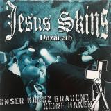 Jesusskins - Unser Kreuz braucht keine Haken LP