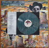 MDC - Millions of dead cowboys LP multicoloured Mischmasch Vinyl [7]