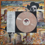 MDC - Millions of dead cowboys LP weiß-braun-orange-Splatter Vinyl [6]