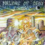 MDC - Millions of dead cowboys LP weiß-braun-orange-Splatter Vinyl [6]