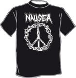 Nausea - Logo T-Shirt
