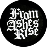 From Ashes Rise - Schrift