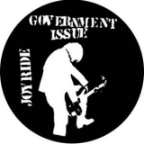 Government Issue - Joyride Button