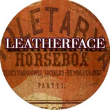 Leatherface - Horsebox Button