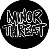 Minor Threat Button