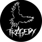 Tragedy - Logo Button