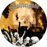 Wolfbrigade - In darkness Button