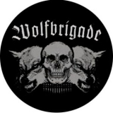 Wolfbrigade - Prey to the world Button